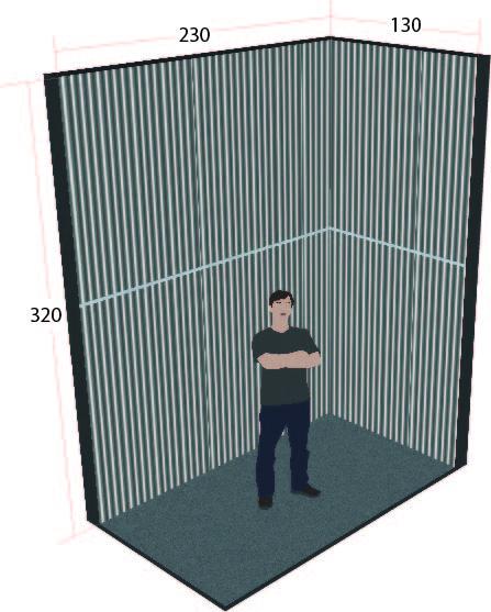 Imagen Minibodega 3 m²