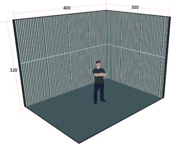 Imagen Minibodega 12 m²
